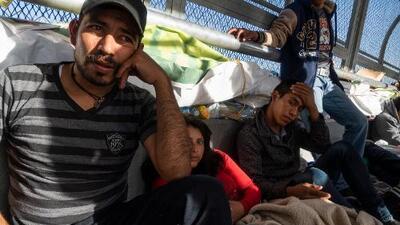 Trump no hace una sola mención al asilo en la frontera con México