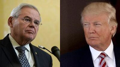 Bob Menéndez denuncia que decisión de Trump de ponerle fin al TPS es una estrategia electoral
