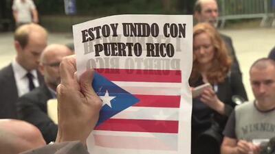 Nueva York recuerda las víctimas de María a un año del paso del huracán por Puerto Rico
