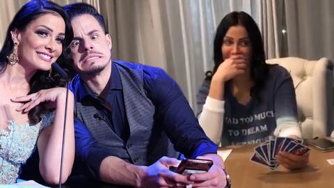 Su prometido la dejó, pero Dayanara Torres vuelve a reír con Casper Smart (sí, el ex de JLo)