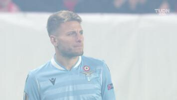 Highlights: SS Lazio at Rennes on December 12, 2019
