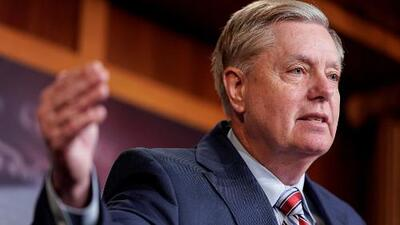 Lindsey Graham: de crítico de sus políticas a principal aliado de Trump en el Senado
