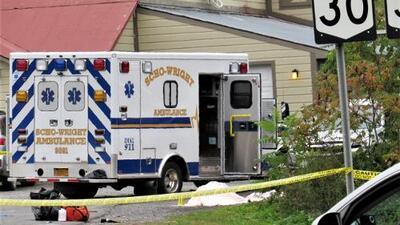 Mueren 20 personas en un accidente que involucra una limusina en el estado de Nueva York