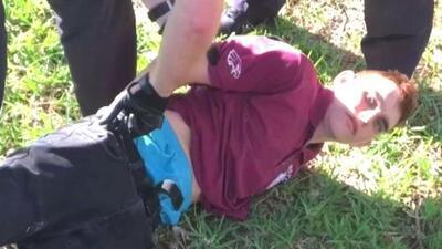 El recorrido que hizo el sospechoso del tiroteo en la escuela de Parkland, Florida