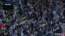Español Ilie Sánchez se eleva y con el cabezazo empata el partido para Sporting KC