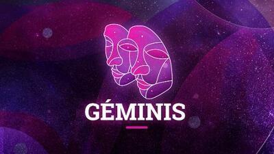 Géminis - Semana del 5 al 11 de noviembre