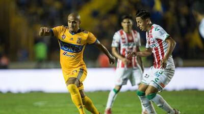 Cómo ver Necaxa vs Tigres en vivo, por la Liga MX
