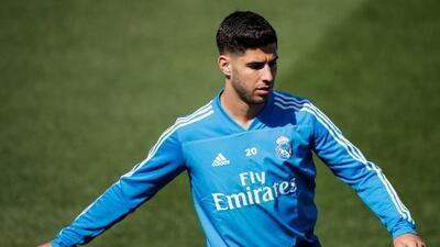 ¿'Intocable' del Real Madrid? Marco Asensio se iría al Liverpool