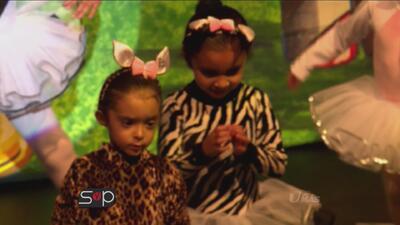 Las hijas de Gabriel Soto y Gerladine Bazán están siguiendo sus pasos