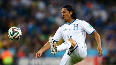 El hondureño Roger Espinoza no jugará frente a Canadá y México