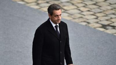Arrestan al expresidente francés Sarkozy por posible financiación ilegal desde Libia