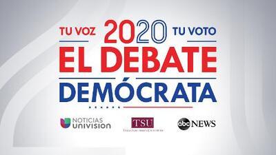 Cómo y cuándo ver el debate demócrata