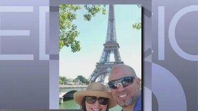 Video: familia puertorriqueña sufre accidente en París
