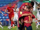 Inició la segunda jornada de la UEFA Nations League con actividad en las cuatro divisiones
