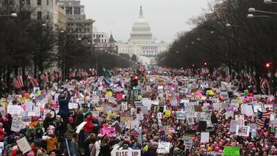 ¿Por qué las mujeres han escogido Nevada para celebrar el primer aniversario de su marcha?