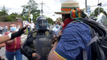 Preocupación entre colombianos del sur de Florida por la violencia que azota a su país durante el paro nacional