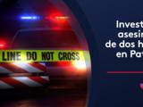 Investigan asesinato de dos hombres en Patillas