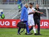 Sergio Ramos sufre un esguince de ligamento y será baja al menos un mes