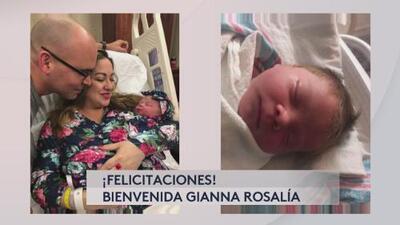 Gianna Rosalía: la nueva integrante de la familia de Univision 34 Atlanta