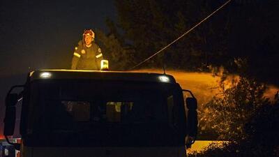Incendio en Grecia deja hasta el momento 49 muertos