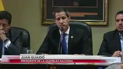 Guaidó agradece ayuda a Panamá