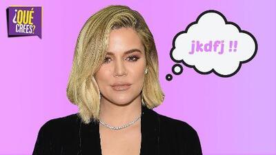 Khloé Kardashian no se queda callada y arremete contra quienes la atacan por volver con Tristan Thompson