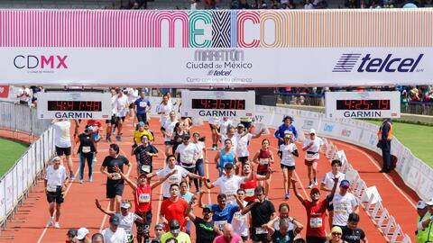 Maratón de la CDMX exhibió a sus tramposos: más de 3 mil descalificados