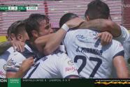 ¡Golazo! Emiliano Ozuna marca el 0-1 para Celaya