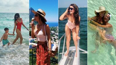 ¡Pura vida! Los lugares favoritos de los famosos para sus vacaciones