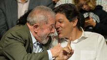 Lula da Silva se retira de la carrera presidencial y Fernando Haddad será su sustituto