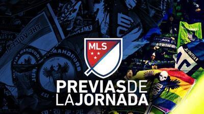 Todo lo que necesitas saber acerca de cada partido de la Jornada 29 de la MLS