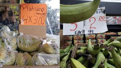 """""""El plátano está carísimo"""": Brea prende las alarmas por el alza en precio de su alimento favorito"""