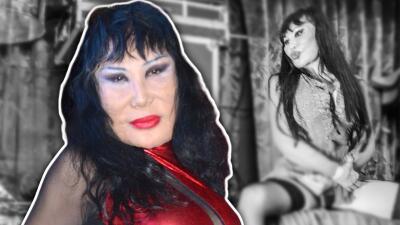 Lyn May tendrá serie biográfica y mostrará su romance con un expresidente mexicano