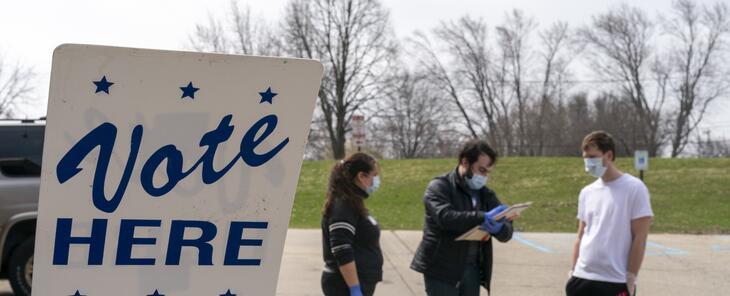 Más jóvenes se sumarán este año como trabajadores electorales y velarán por unas elecciones seguras