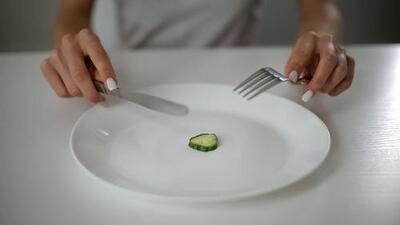 La anorexia también es un problema del metabolismo y no solo psiquiátrico