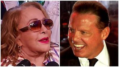 """Silvia Pinal le pide a Luis Miguel que sea quien le cante en su funeral: """"No te arrugues"""""""