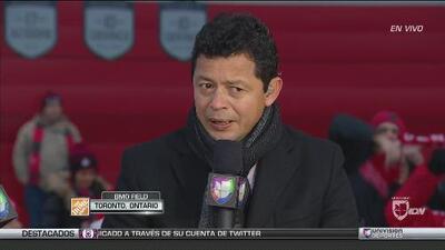 Wilmer Cabrera, entrenador de Houston Dynamo, muy cauteloso en sus predicciones de la MLS Cup