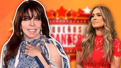 """Verónica Castro, harta de besar """"sapos"""", regresa a la televisión a lado de Galilea Montijo"""
