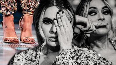 Galilea Montijo tiene un fuerte mensaje para quienes la critican (por sus tatuajes y por todo lo demás)