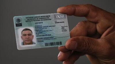 Denuncian la venta de visas humanitarias falsas a migrantes centroamericanos varados en México