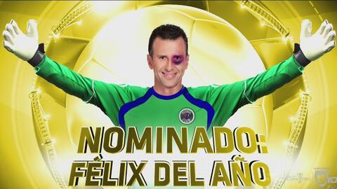 Sebastián Sosa y Daniel Vega, nominados al Félix del año