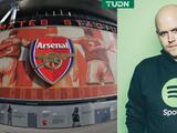 Con el apoyo de leyendas del club, dueño de Spotify manifiesta deseo de comprar al Arsenal