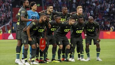 Ajax consiguió recambio para De Jong: Razvan Marin, compañero de Ochoa