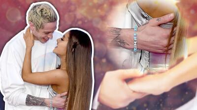 ¿Su pareja reveló el secreto? Esta pulsera habría delatado la boda de Ariana Grande