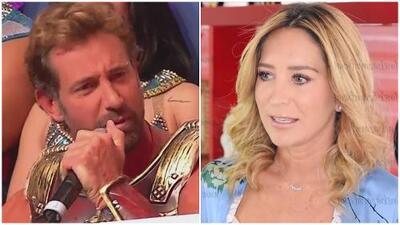 Gabriel Soto se negó a hablar en rueda de prensa sobre el video de Geraldine Bazán y la infidelidad con Irina Baeva