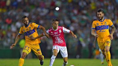 Cómo ver Tigres vs León en vivo, por la Liga MX