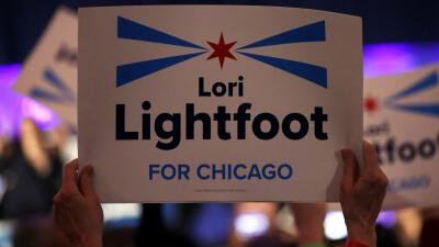 En fotos: Así fue la segunda vuelta de elecciones para alcaldesa de Chicago en 2019