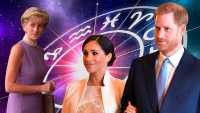 Estas son las predicciones que hizo la astróloga de Lady Di sobre el bebé de Meghan Markle y el príncipe Harry
