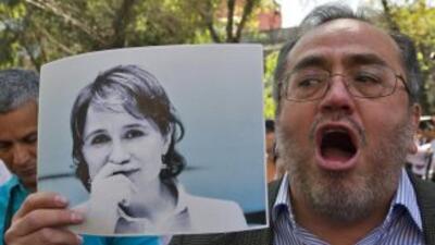 Presionan al Senado mexicano para abrir un espacio a Carmen Aristegui