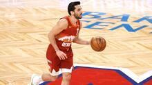 Campazzo asegura que su debut en NBA superó expectativas
